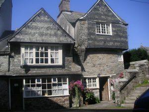 Glebe House, St Columb