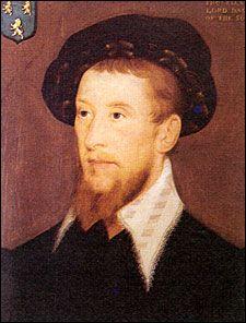 Tudor portrait of Thomas Flamank